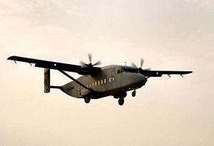 C-23 Sherpa Aircraft
