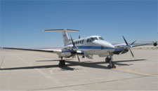 NASA King Air B200