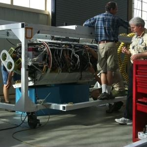 UAVSAR instrument