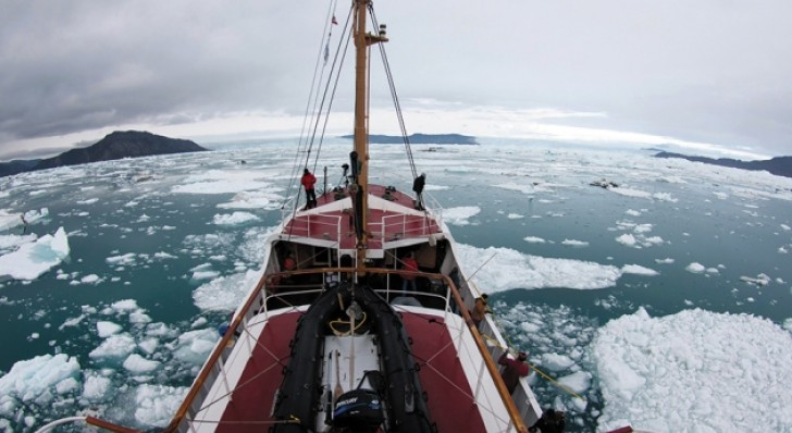 Mission to Greenland